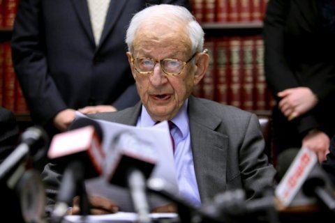 Morgenthau, iconic ex-Manhattan district attorney, has died