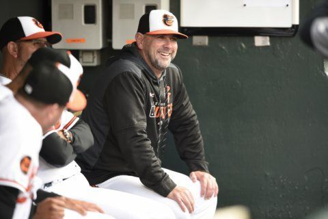 Losses mount for rookie manager Hyde as Orioles rebuild