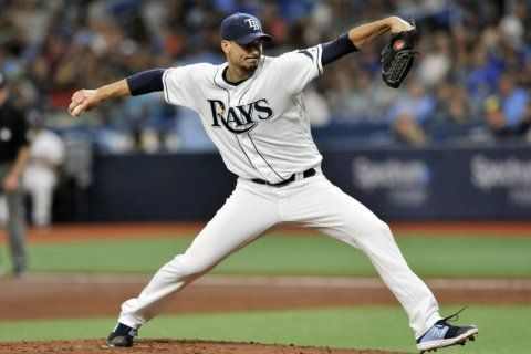 All-Star Charlie Morton Ks 12, Rays beat Orioles 6-3