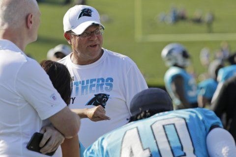 Tepper wants to build retractable roof stadium in Charlotte