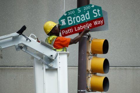 Philly got Patti LaBelle's name wrong on honorary street