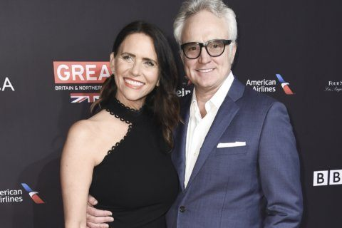 Bradley Whitford and Amy Landecker are hitched