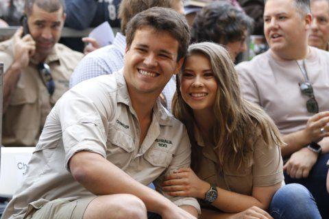 Bindi Irwin is engaged to marry longtime boyfriend