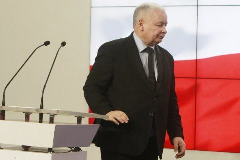 Poland's Kaczynski says party will have a new leader in 2023