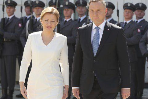 Slovakian president urges region to pursue EU goals