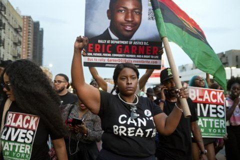 NYPD fires officer for 2014 chokehold death of Eric Garner