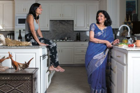 Growing up 'Indian-ish': Priya Krishna shares recipes, stories at Smithsonian