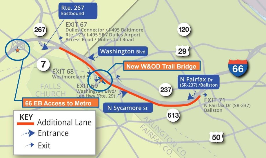 Residents get a look at details of I-66 widening project | WTOP
