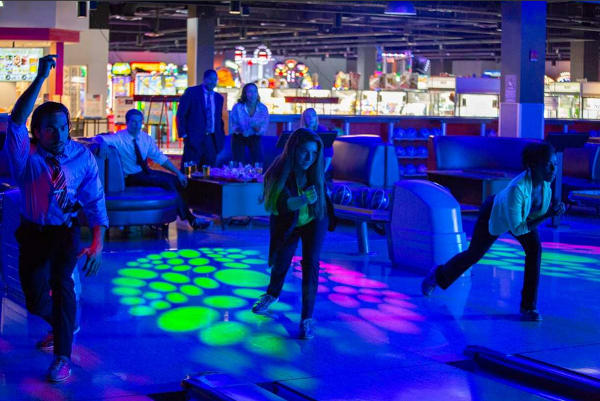 Round1 brings billiards, bowling, arcade games to Potomac
