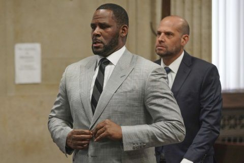 The Latest: Gloria Allred pleased R. Kelly may face justice