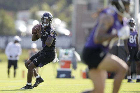 Ravens open camp with new cast while delving into unknown