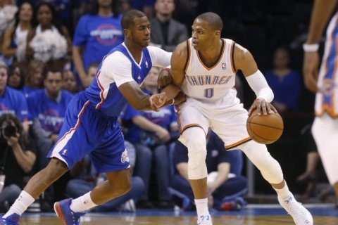 Analysis: Westbrook, Harden will need to change their games