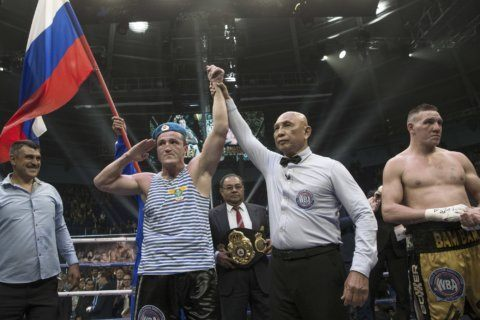 Boxing champ Lebedev retires after fights fall through
