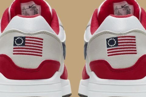 McConnell slams Nike's decision to cancel Betsy Ross flag sneakers amid backlash