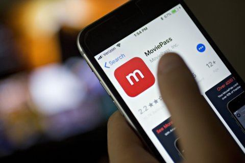 MoviePass says it will go dark for 'several weeks' to update its app