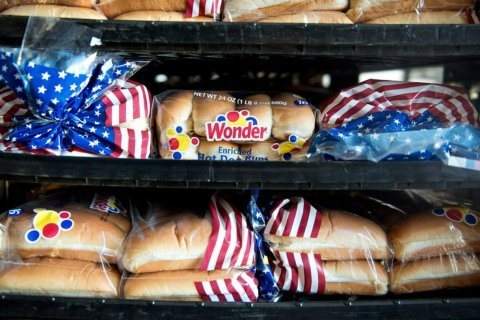 Several brands of buns and rolls recalled because of choking hazard