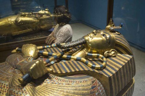 King Tut's coffin to be restored for the first time since it was discovered