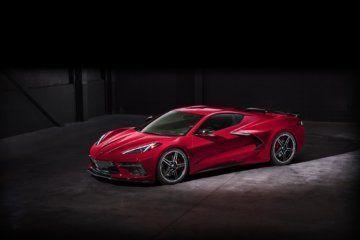 GM unveils a radically new Corvette
