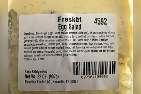 Sandwiches and salads sold at Target, Fresh Market recalled over Listeria concerns