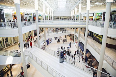 Malls are filling their empty spaces with doctor's offices