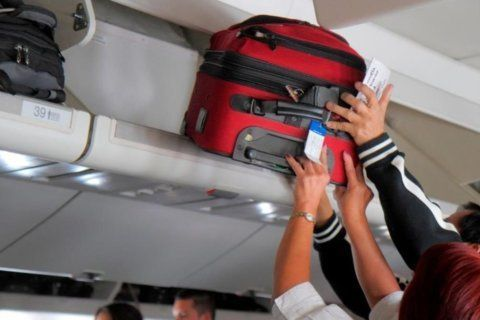 To check or carry on? Luggage choices get heated
