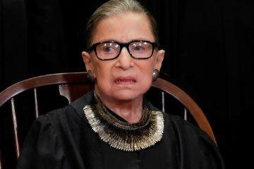 Ruth Bader Ginsburg: 'I am very much alive'