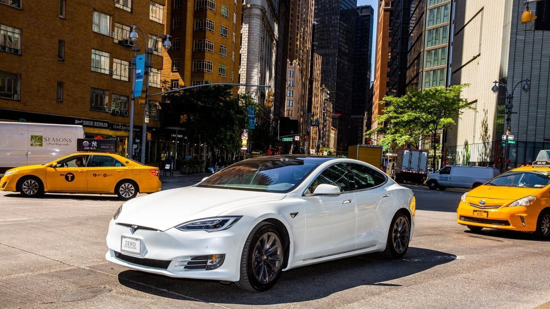 <h3>Tesla Model S</h3> <p>The second least likely car to be stolen on this year&#8217;s list is the Tesla Model S. HLDI offered a possible explanation for why that may be.</p> <p>&#8220;Two of the vehicles on the least-stolen list are the Tesla Model S and Model X,&#8221; HLDI said. &#8220;Their low theft rate may be related to the fact that, as electric vehicles, they are usually parked in garages or close to a house to be near a power supply.&#8221;</p> <p>HLDI said a previous study showed that electric cars in general have lower theft rates compared to their combustion-powered counterparts.</p>