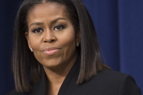 Michelle Obama shades Trump after his derogatory tweets about Baltimore