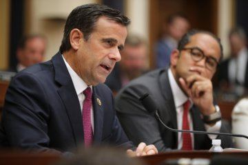 Trump nominates Rep. John Ratcliffe as new intel chief