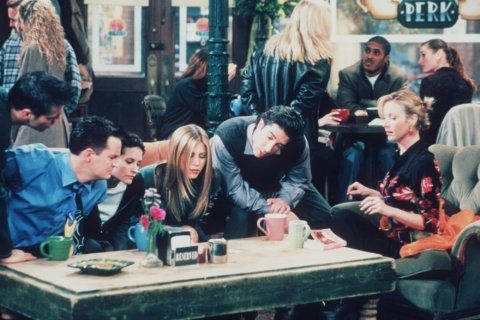 'Friends' Thanksgiving episodes are coming to movie theaters