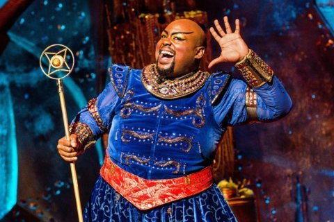 Q&A: 'Never Had a Friend Like' Genie in Kennedy Center's 'Aladdin'