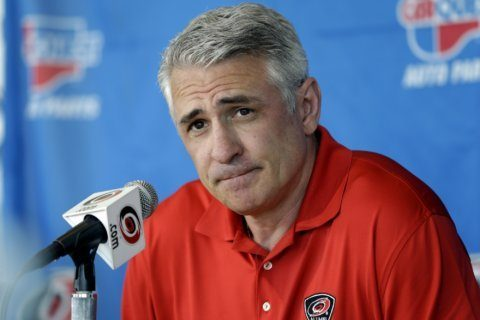 AP source: Seattle close to naming Ron Francis as GM