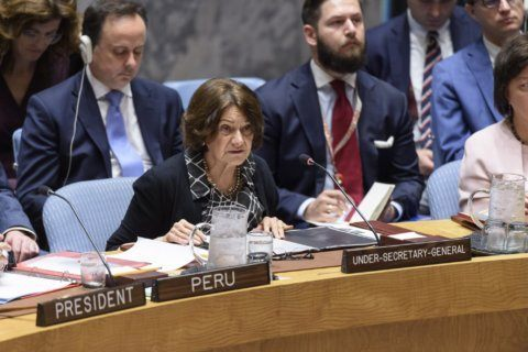 Ukraine language law debate spills into UN Security Council
