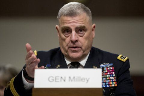 General: Early Afghanistan troop pullout would be mistake