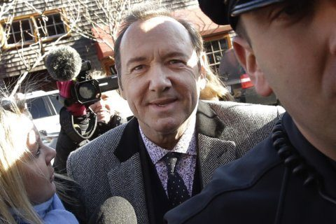 Man who says Spacey groped him invokes right not to testify