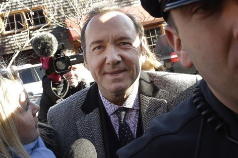 Kevin Spacey's legal woes persist even with groping case out