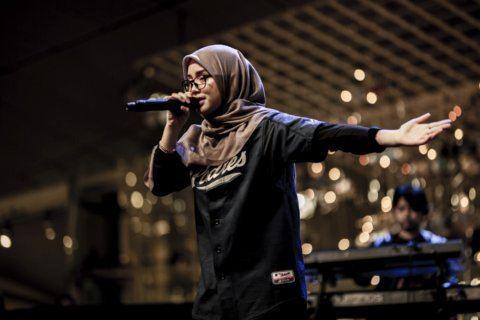 Success has Malaysian rapper Bunga dreaming of music