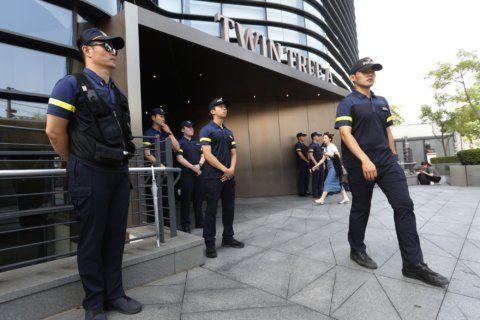 Man self-immolates near Japan Embassy in Seoul amid row