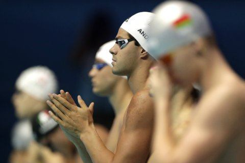 New faces to watch in the pool on the road to Tokyo Olympics