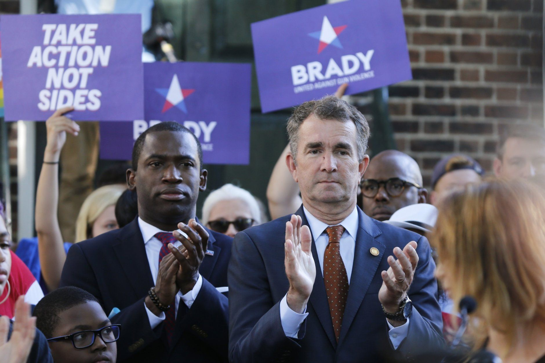Ralph Northam, Levar Stoney