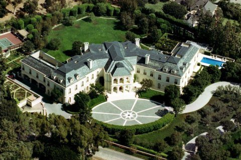 Former Spelling mansion sells for nearly $120 million
