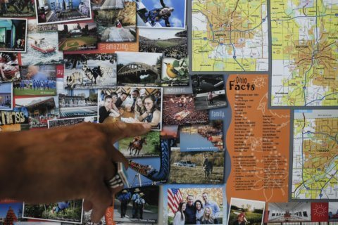State mapmaker brings creativity, whimsy to Ohio road maps