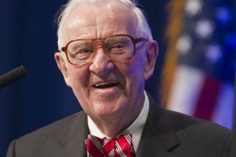John Paul Stevens emerged as Supreme Court's leading liberal