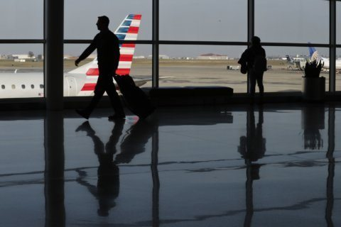 TSA says US travelers broke a record over July 4 holiday