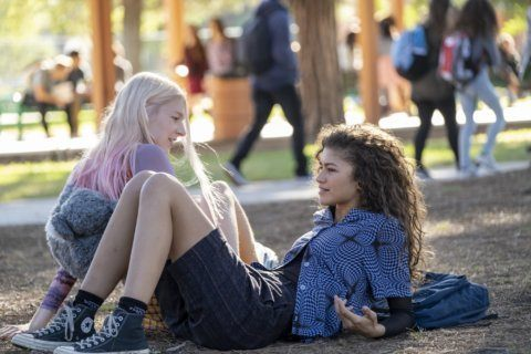 Creator of HBO's 'Euphoria' says it tries to be 'empathic'