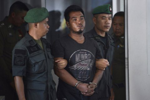 Thai court sentences German tourist killer to death