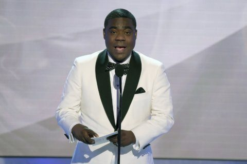 Comedian Tracy Morgan hosts The ESPYS to help fight cancer