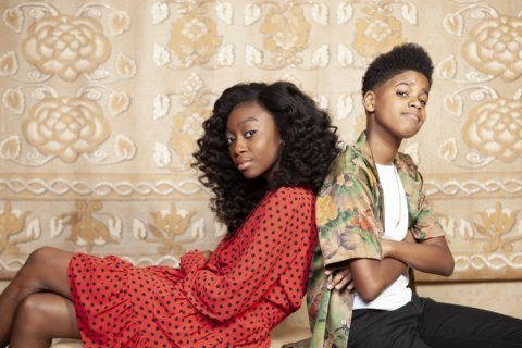 Young 'Lion King' actors had Beyoncé-size shoes to fill