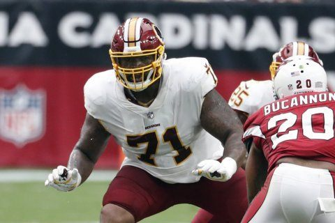 Redskins deny report Williams won't play for them again