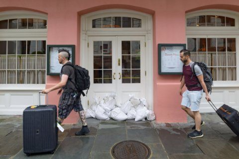 As Barry approaches, New Orleans residents debate evacuation